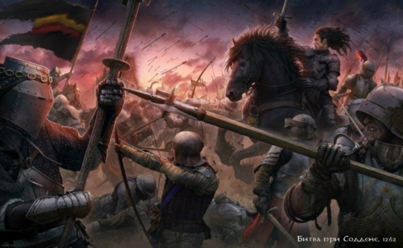 Содденская битва